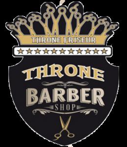 throne friseur Prenzlauer Berg Berlin haare schneiden Barbershop Rasieren Bartschnitt Herren Waschen Schneiden Föhnen Stylen Logo 50